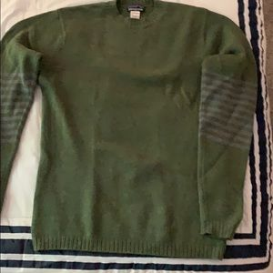 Patagonia Forest Green Sweater